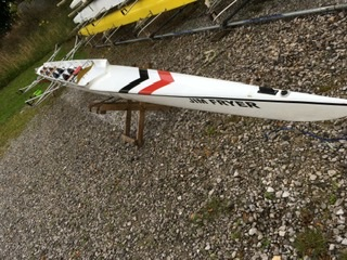 Janousek coxed four - open to offers