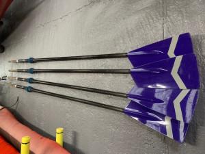 4 x Concept 2 big blades