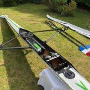 Filippi F15 1x incl. Concept2 blades & boat bag