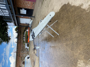 GlideOne - Single Training Sculling Boat