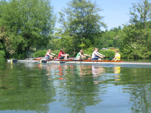 Restricted coxed 4s - Free!