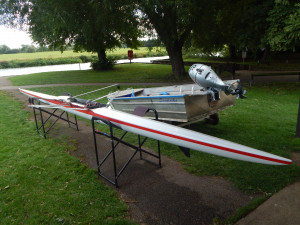 2014 Stampfli X1 Single Scull for Sale