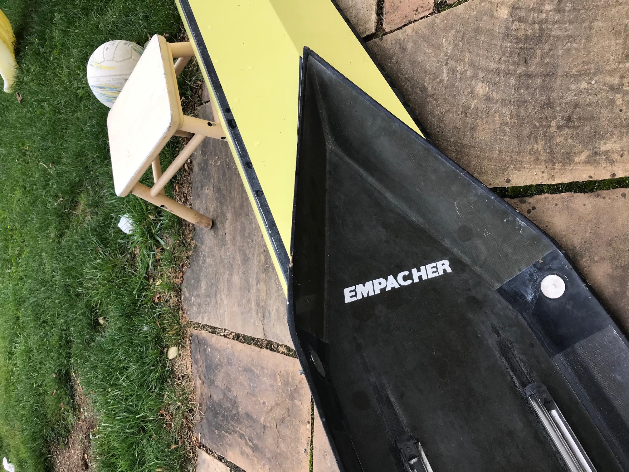 Empacher 75-85kg 2007 single