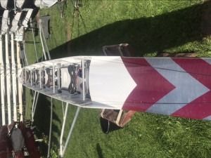 Janousek 1995 82.5kg Coxed Four 4+ (bow loader)