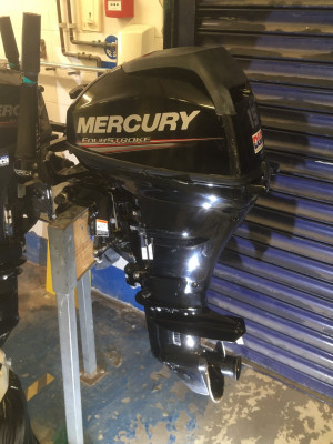 2016 15HP Mercury Outboard