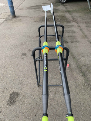 Sculling blades for sale £280