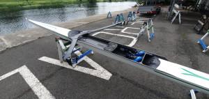 2020 Filippi F14 Reverse Carbon Aliante as new