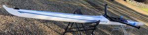 62.5kg Filippi Aluminium reverse wing Single