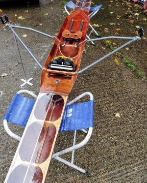 Carl Douglas 1x, 60-72kg hull