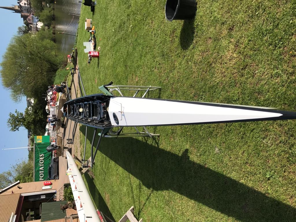 Swift Heavyweight Coxed Four