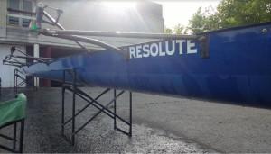Resolute x8
