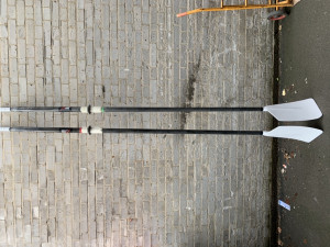 Xcell sculling blades £100