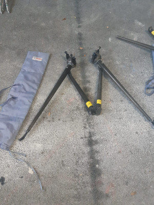 Aylings 8+ Carbon 2 stay riggers