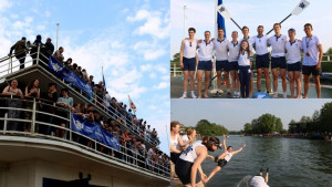 Oriel College Boat Club - Coach