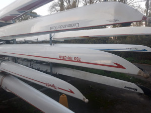 Wintech quad coxless four for sale at hugely reduced price