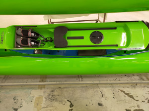Nelo 60 kg crew weight single scull 2021