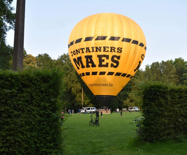 Bedrijfsballonvaart