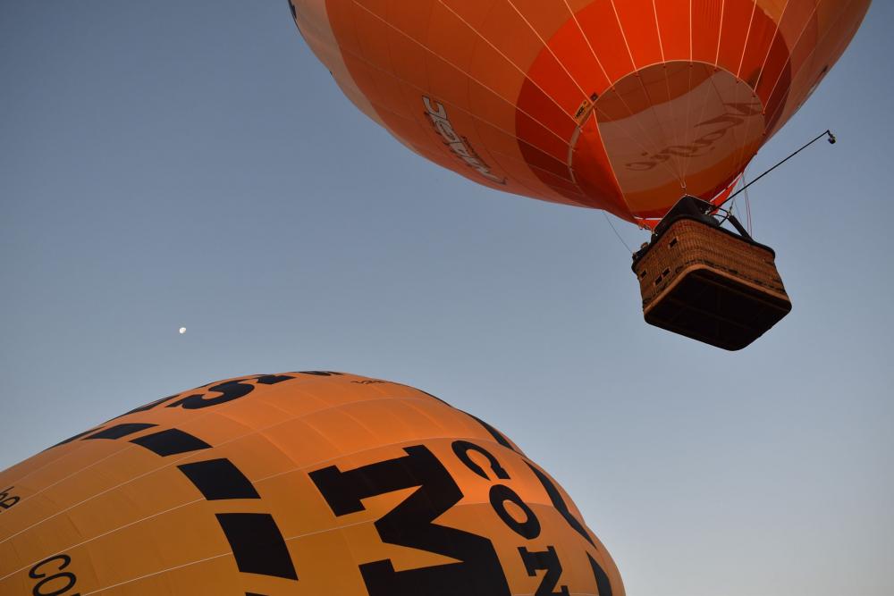 Ochtend ballonvaarten