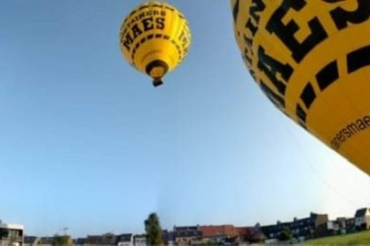 Ballonvaart Vlaams-Brabant