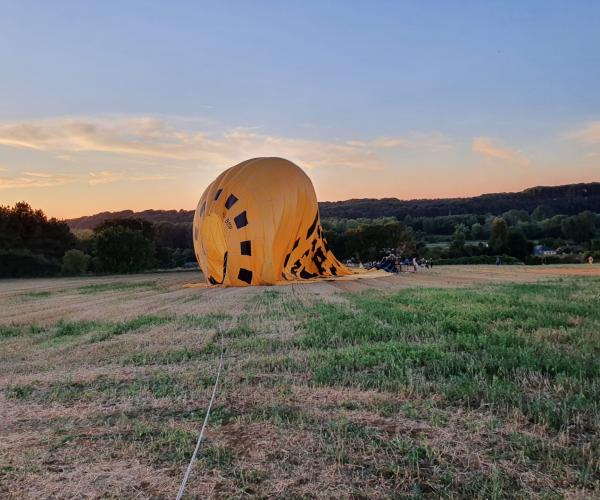 Ballonvaart Hageland