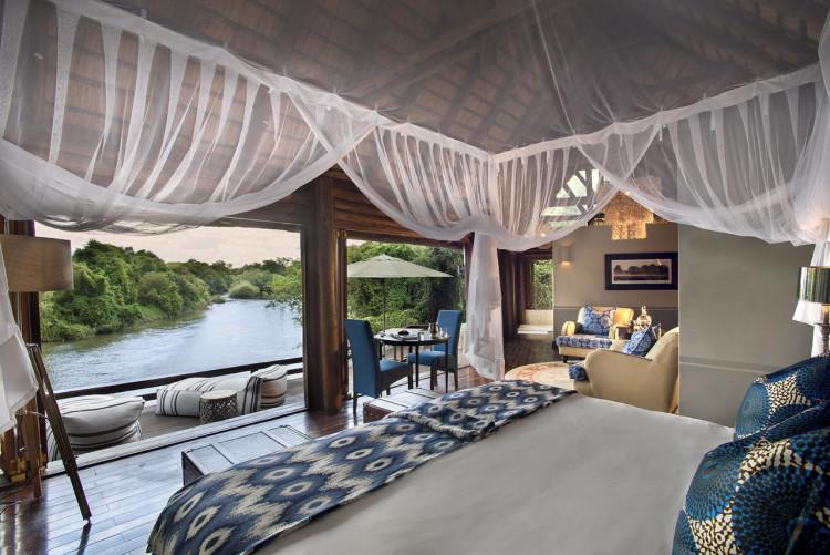 Island Lodge Villa Interior