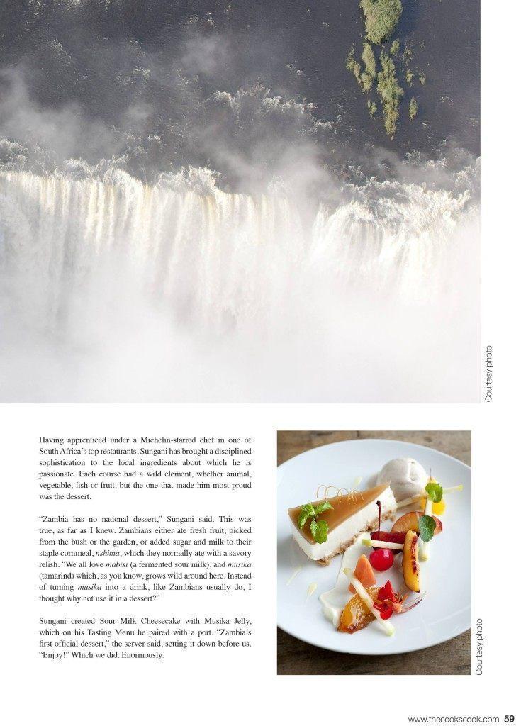 TCC Island Dining Above Victoria Falls 4
