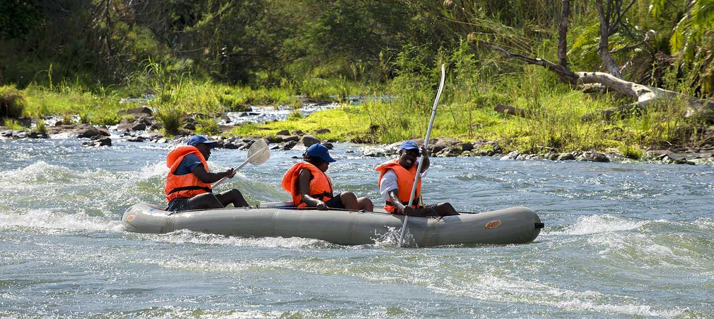 Canoeing-banner