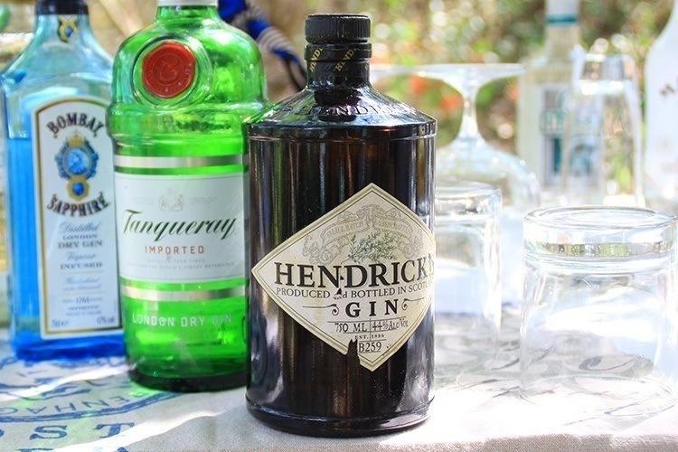 Picnic gin
