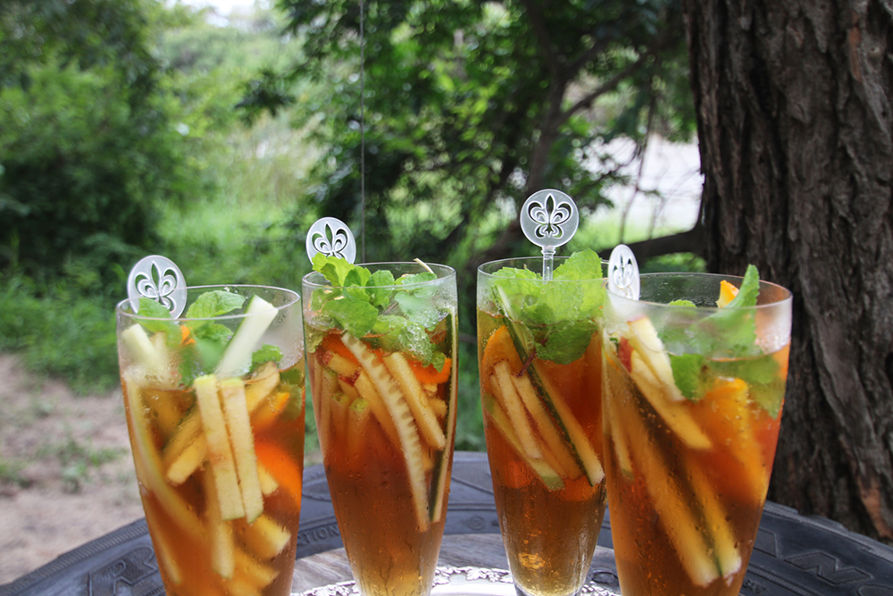 Royal Chundu Pimms