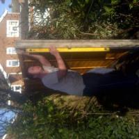make over off rear garden