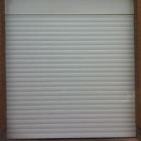 Roller shutter garage door. We supply, repair and install all makes and styles at competitive prices.