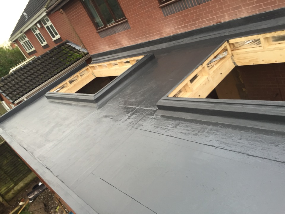 Superior RJ Roofing Services Examples Of Work In Wolverhampton
