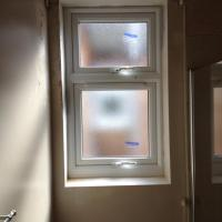 Replaced with upvc