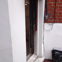 Single glazed box frame being replaced also for...
