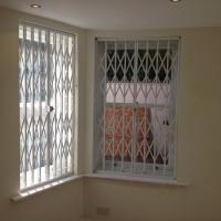 Grilles supplied and fitted