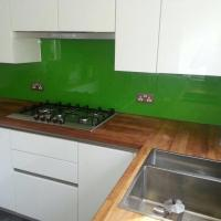 Splash backs supplied and fitted to customers requirements...