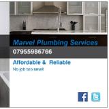 marvel plumbing service