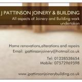 J Pattinson Joinery and Building