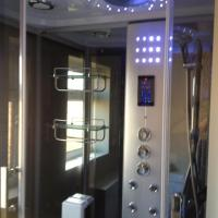 Shower unit we fitted as part of a compete bathroom refurb.