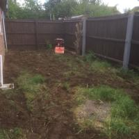 M Baird Digger Hire Landscaping Garden Services In Bury St