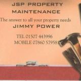 jsp property maintenance