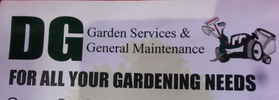DG garden services and general maintenance