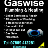 Gas wise plumbing & heating