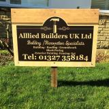 ALLIED BUILDERS UK LTD