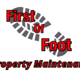 First Of Foot Property Maintenance