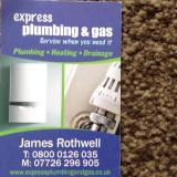 Express plumbing and gas