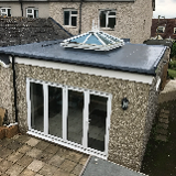 Upvc roof line