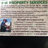 P M Property services