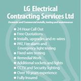 LG Electrical Contracting Services Ltd