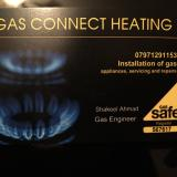 Gas Connect Heating